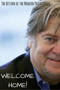 Steve Bannon, politics, humor, short, story, The Devil, Modern Philosopher