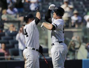 Aaron Judge, New York Yankees, All Rise, rookie home run record, humor, Modern Philosopher