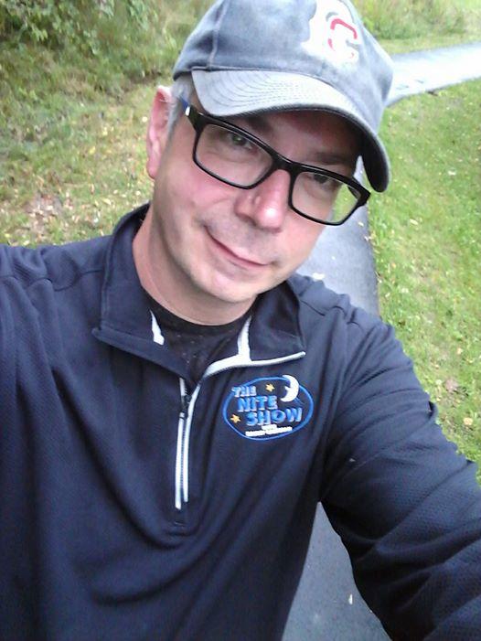 running, fitness, health, rain, humor, Modern Philosopher