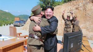 politics, humor, Donald Trump, Kim Jung-un, North Korea, nuclear war, Modern Philosopher