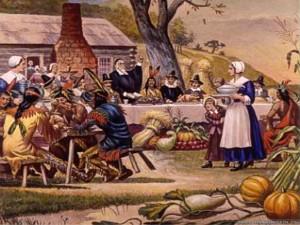 Thanksgiving, humor, foreboding, Modern Philosopher