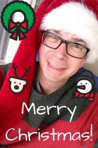 Merry Christmas, blogging, humor, Modern Philosopher