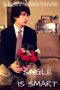 Valentine's Day, dating, relationships, humor, Modern Philosopher