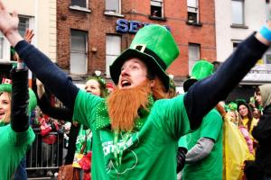 St. Patrick's Day, dating tips, relationships, life hacks, humor, Modern Philosopher