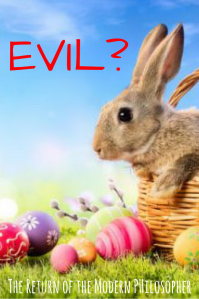 Easter, April Fool's Day, flash fiction, short story, humor, Modern Philosopher