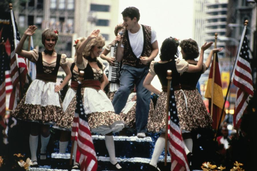 Ferris Bueller, parades, Memorial Day, holiday weekend, life, humor, Modern Philosopher