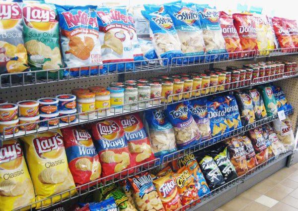 short story, potato chips, humor, Modern Philosopher