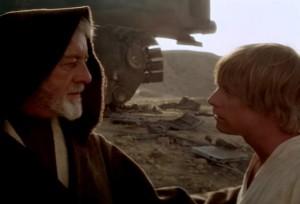 Star Wars, Ben Kenobi, Luke Skywalker, running, fitness, humor, Modern Philosopher