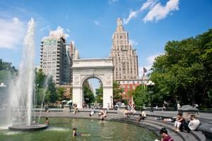 Washington Square Park, NYU, NYC, humor, Modern Philosopher