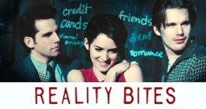 Reality Bites, Winona Ryder, Ben Stiller, Ethan Hawke