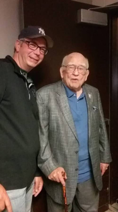 Ed Asner, The Nite Show, humor, Maine, Modern Philosopher