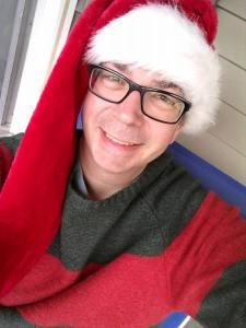 Christmas, humor, holiday spirit, Modern Philosopher