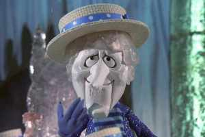 Snow Miser, running, health, fitness, humor, Modern Philosopher