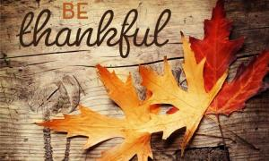 Thanksgiving, be thankful, life, anxiety, Modern Philosopher