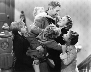 Christmas movies, Die Hard, It's A Wonderful Life, humor, Modern Philosopher