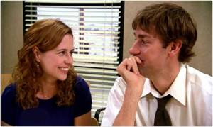 Jim Halpert, Pam Beesly, The Office, humor, Modern Philosopher