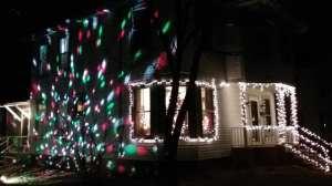 Christmas, Christmas lights, humor, Modern Philosopher