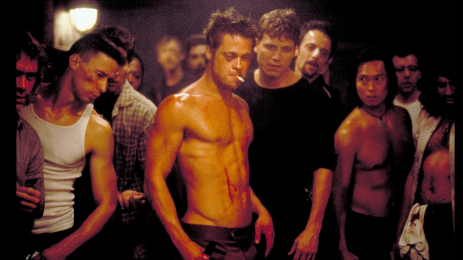 Happy New Year, New Year's Resolutions, Fight Club, humor, Modern Philosopher