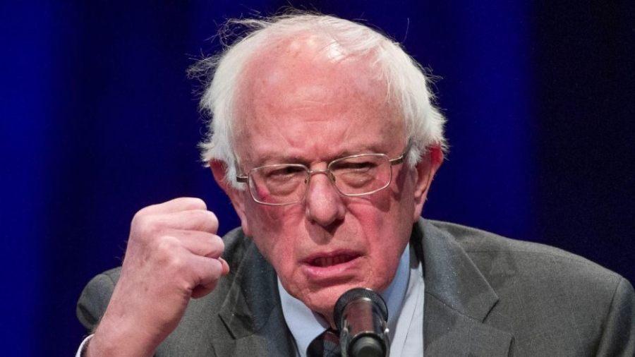 Bernie Sanders, Valentine's Day, Cupid, love, politics, humor, Modern Philosopher