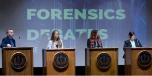 debate team, arguing, friendship, humor, Modern Philosopher
