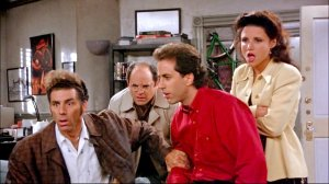 Seinfeld, Parks and Recreation, television, humor, Modern Philosopher