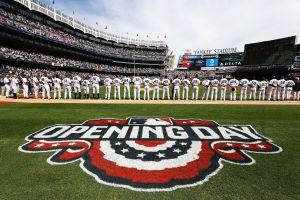 Yankees, Opening Day, blogging, humor, Modern Philosopher