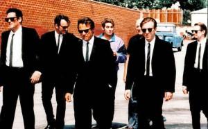 Reservoir Dogs, heists, writing, humor, Modern Philosopher