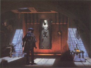 Han Sole, Return of the Jedi, heists, humor, Modern Philosopher
