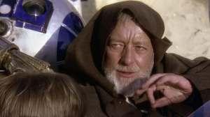 Ben Kenobi, Jedi Mind Trick, Star Wars, humor, Modern Philosopher