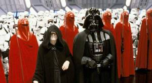 Darth Vader, The Emperor, Star Wars, humor, Modern Philosopher