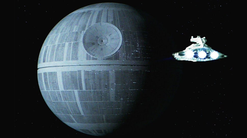 My Own Personal Death Star