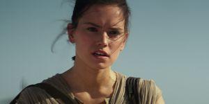 Rey, Daisy Ridley, Star Wars, humor, Modern Philosopher