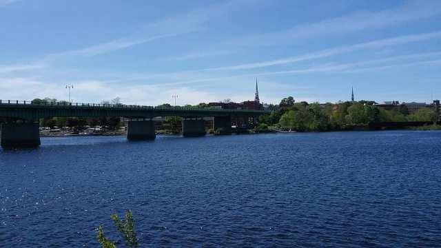 Maine, river walk, introverts, jumor, Modern Philosopher