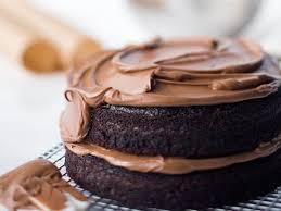 chocolate cake, vacation, work, humor, Modern Philosopher