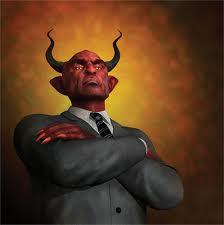 The Devil, flash fiction, short story, humor, Modern Philosopher