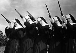 nuns, humor, short story, Modern Philosopher