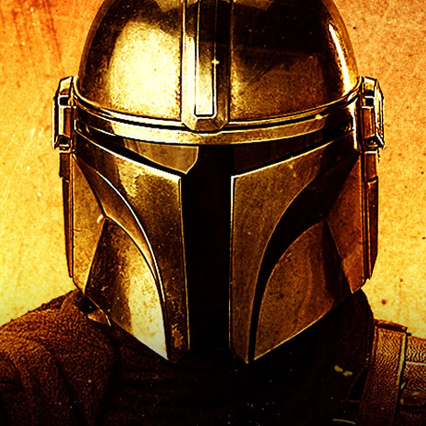 The Mandalorian, wear a mask, Covid 19, humor, Modern Philosopher