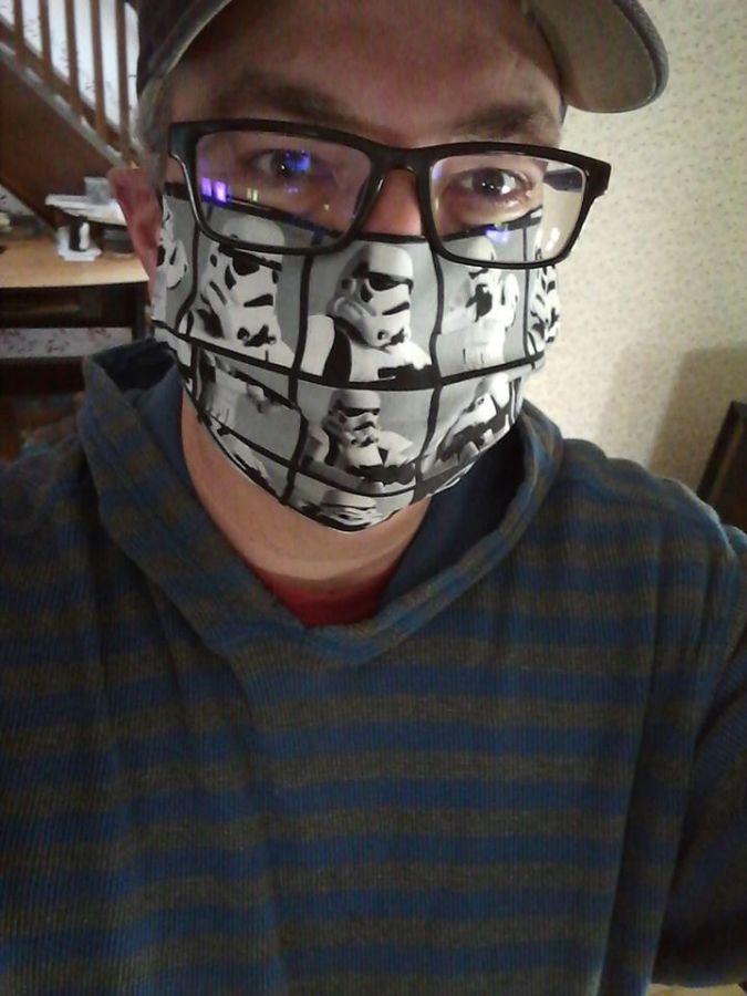 wear a mask, stay safe, Modern Philosopher