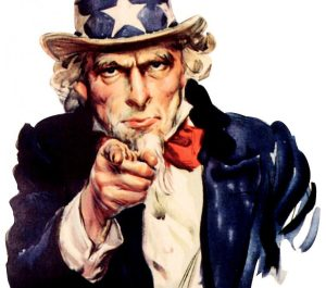 Uncle Sam, Independence Day, humor, Modern Philosopher