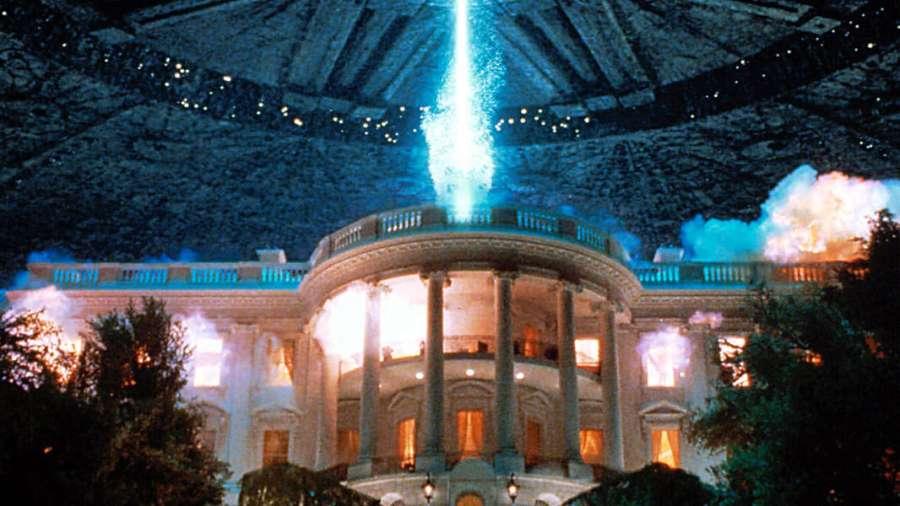 aliens, Trump, flash fiction, humor, Modern Philosopher