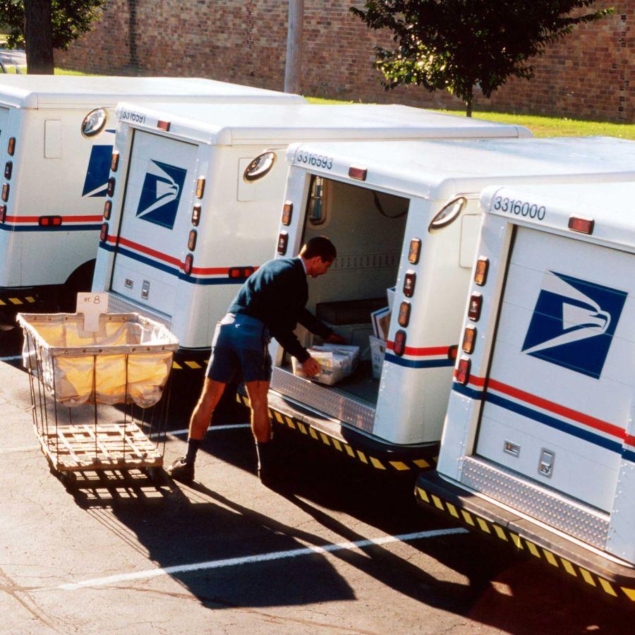 US Postal Service, Trump, politics, Modern Philosopher