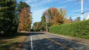 Maine, fall foliage, Modern Philosopher
